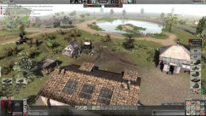 В тылу врага 2 Штурм 2; СССР vs Германия, Охота, 6х6 Бой, Men of war, assault squad 2 online battl