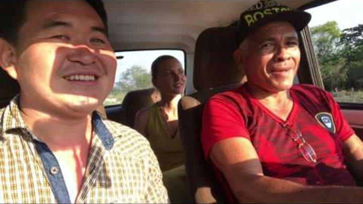 Vlog#47 Куба№6 Сальса в автобусе, Кубинский автостоп, поломка по дороге.