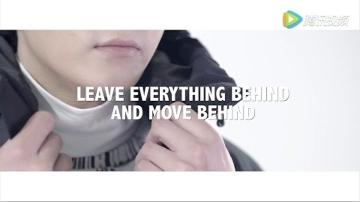 Joo Won - I'M DAVID 2016 F/W White系列