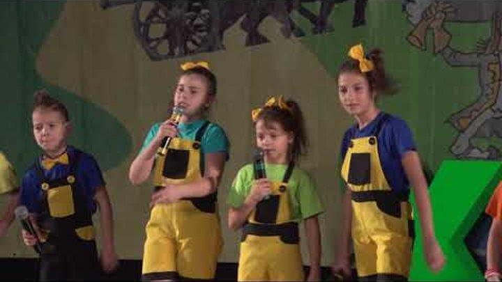 Фестиваль-открытие 13-го сезона Харьковской городской школьной Лиги КВН