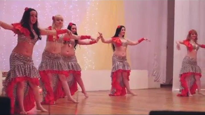 "ШАТ ""Каир"". Гала-концерт 2 Фестиваля восточного танца ""Авалим"", г.Орск, 26-27 марта 2016 г."
