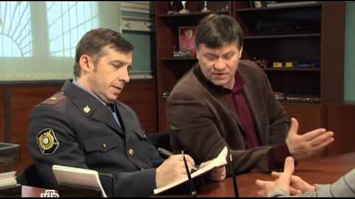 Москва Три вокзала 2 сезон 6 серия 2014