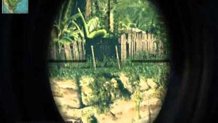 Снайпер. Воин призрак. Часть 3