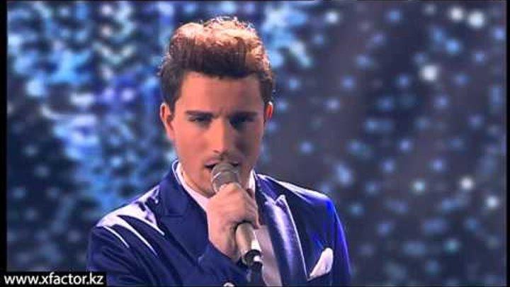 Владимир Новиков. I will always love you. X Factor Казахстан. 6 концерт. Эпизод 15. Сезон 6.