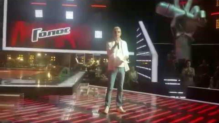 Юрий Аксюта объявляет Наставников нового сезона шоу «Голос» Съемка скрытой камерой 1tv ru index f2