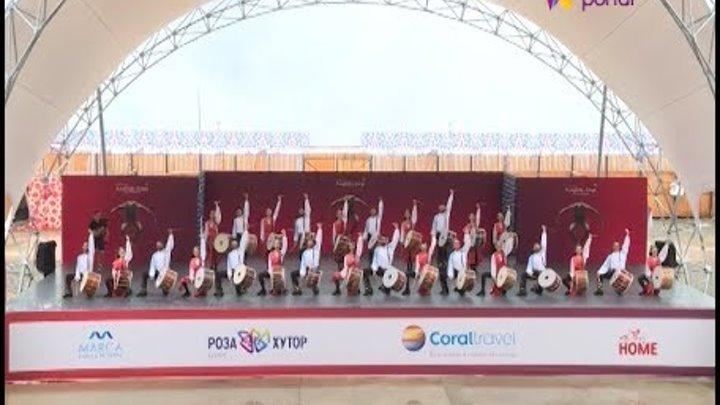 На курорте Роза Хутор открылся Античный Турецкий фестиваль