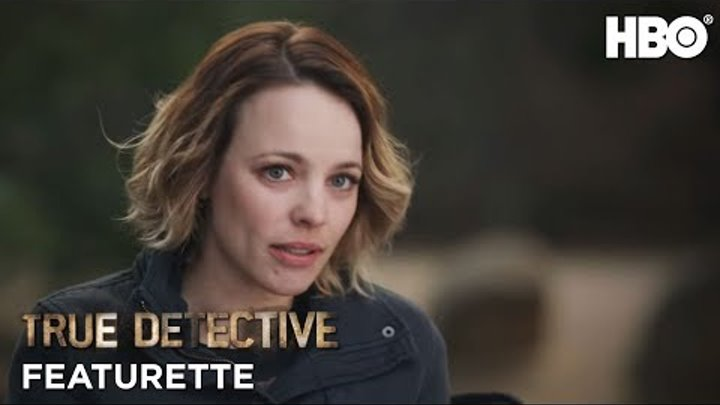 True Detective Season 2: Rachel McAdams Interview (HBO)