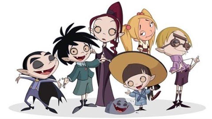 Школа вампиров 3 сезон 5 серия Фея правды