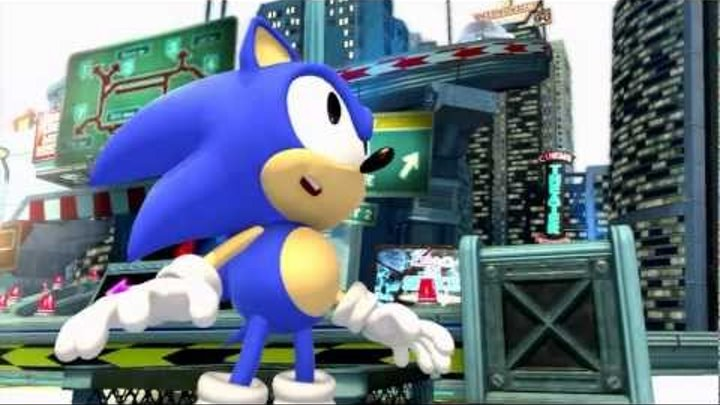 Xbox 360: Sonic Generations (Part 2 of 6)