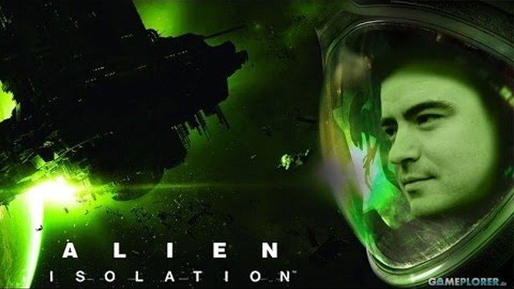 Человек человеку волк [Alien: Isolation]