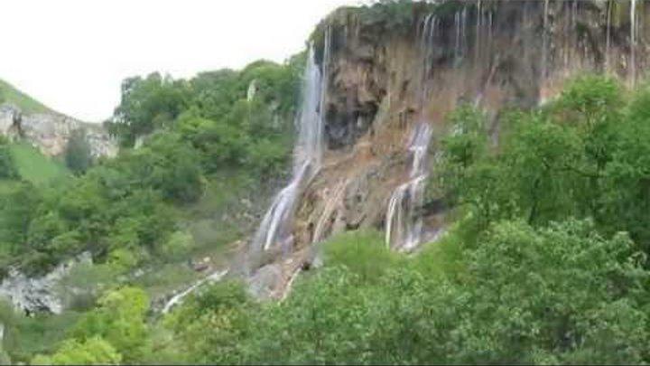 Кабардино-Балкария. На водопад Гедмишх!