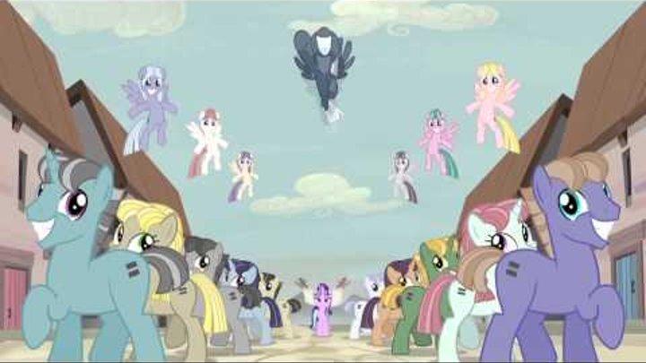 My little pony trailer season 5 Rus Dub / Мой маленький пони трейлер 5 сезона русский дубляж