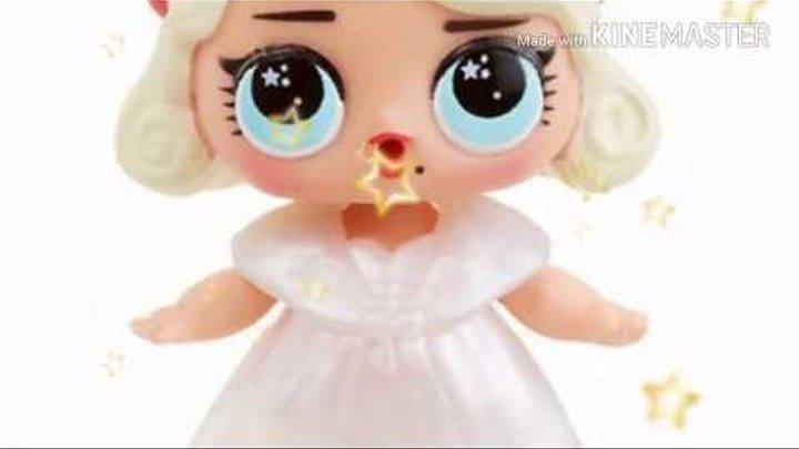Куколки Лол!!! Самая крутая кукла Lol✌