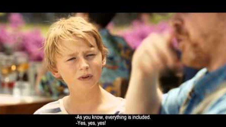 Всё включено: Каникулы в Греции (Русский трейлер) 2012