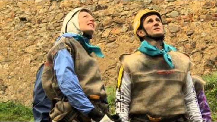 Fort Boyard в Чехии серия 3