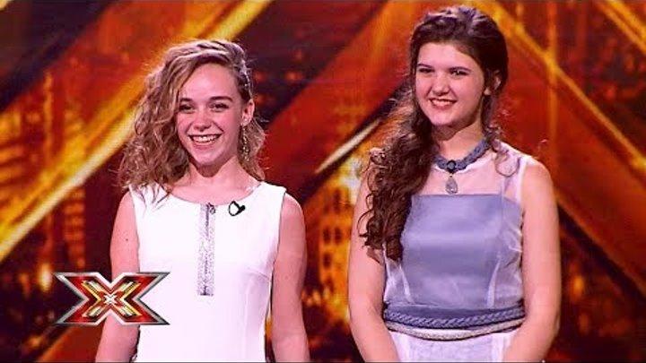 """Дуэт """"Twice"""". X Factor Kazakhstan. Этап """"Стулья"""". 7 сезон. Эпизод 7."""