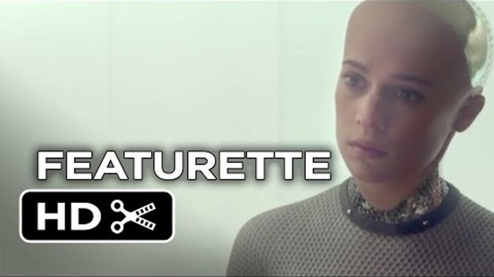 Ex Machina Featurette - New Consciousness (2015) - Oscar Isaac, Domhnall Gleeson Sci-Fi Movie HD