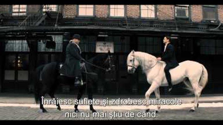 Trailer subtitrat Poveste de iarnă, Colin Farrell, Jessica Brown Findlay, Russell Crowe