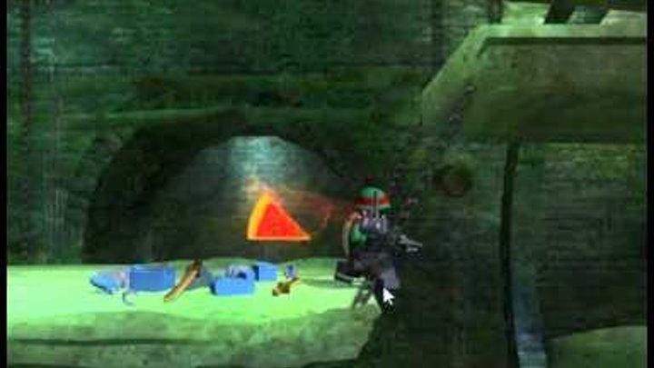 Черепашки Ниндзя Лего Драка игра