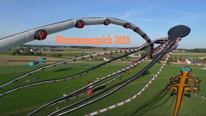 Wurmannsquick Drachenfest 2015
