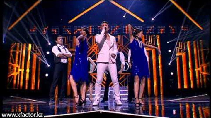 "Владимир Новиков. ""Суранамын"". X Factor Казахстан. 4 концерт. Эпизод 13. Сезон 6."