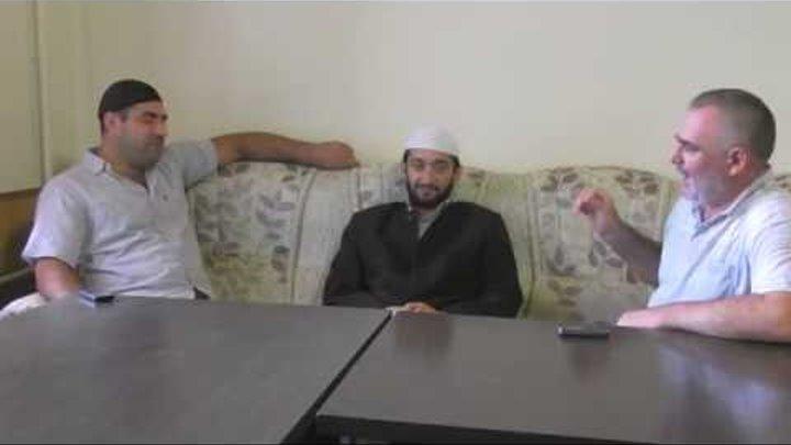 Диск между сторон мнения ученых и мненя суфиев