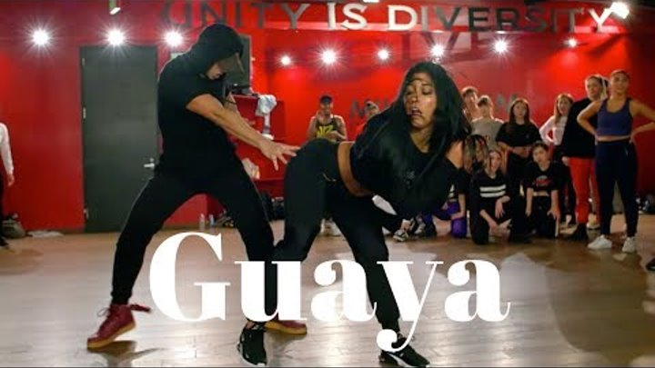 Guaya - Eva Simons DANCE VIDEO | Dana Alexa Choreography