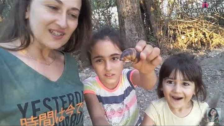 Жизнь в Турции: Поездка в Турецкое село / Турецкая деревня. Сивас - Окрестности