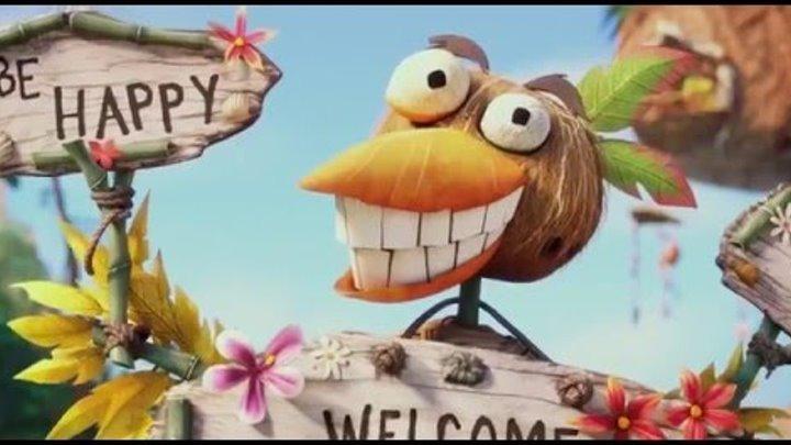 Angry Birds Злые птицы наконец в кино с 2016 Дублированный Трейлер в HD
