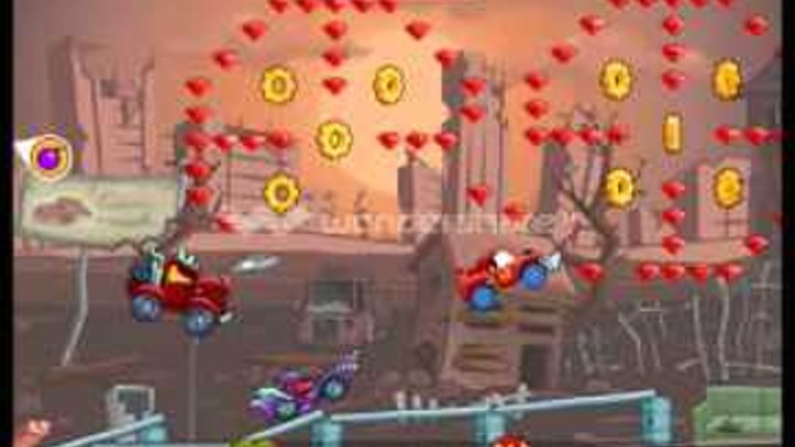 Игра Хищные Машины 2 приложение в контакте серия 2