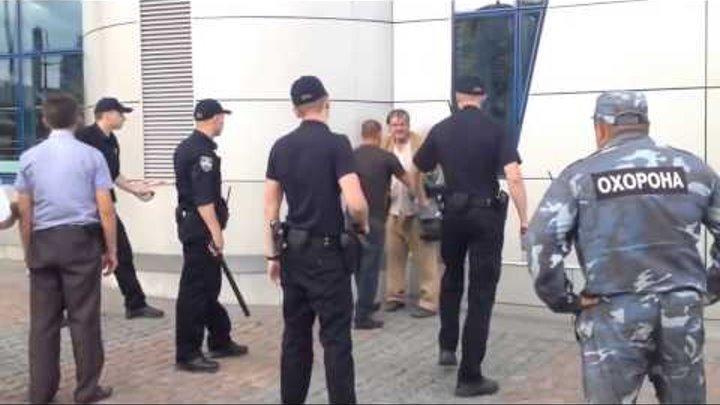 Нова Полиция против Ложки!!! Ukraine Police =)