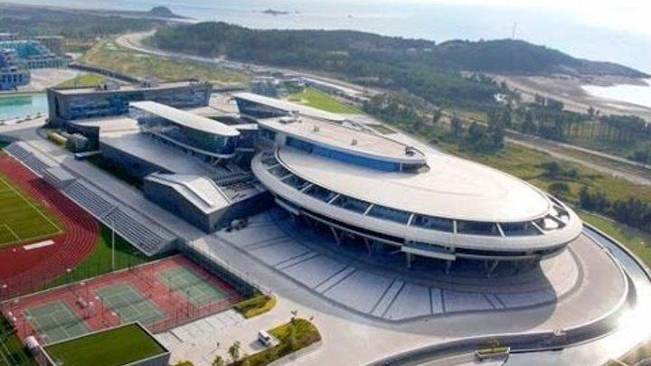 Китаец построил звездолет «Энтерпрайз» за 100 миллионов долларов