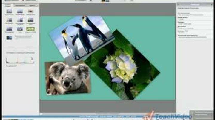 соединить две фотографии в одну фотошоп онлайн