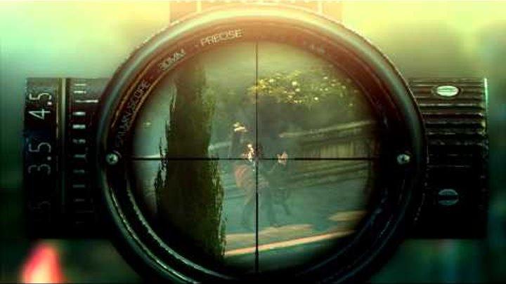 Hitman: Sniper Challenge Announcement Trailer [Russian]