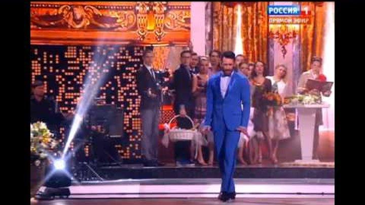 Евгении Раев и Агния Дитковските шоу танцы со звездами 28. 03.2015
