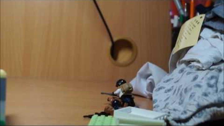 самоделка лего сталкер 3 серия дикая территория