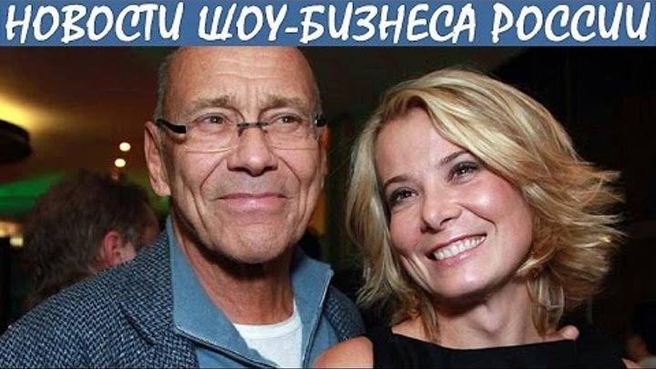 Мама Юлии Высоцкой впервые прокомментировала брак дочери с Кончаловским. Новости шоу-бизнеса России.