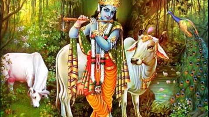 Indian Meditation Music Flute Krishna Instrumental Relaxing Background Music