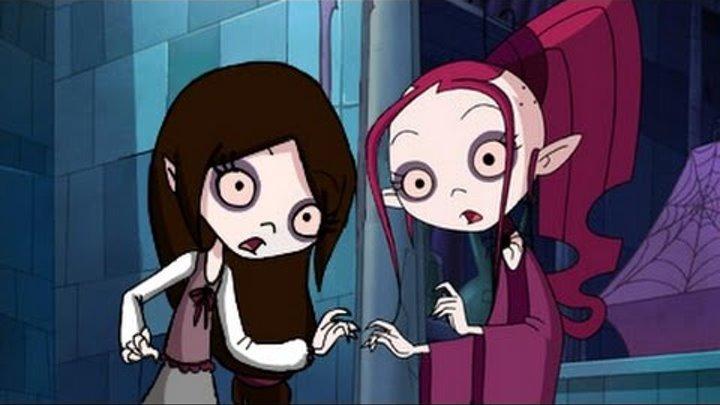 Школа Вампиров 25 серия 1 сезон Простуда