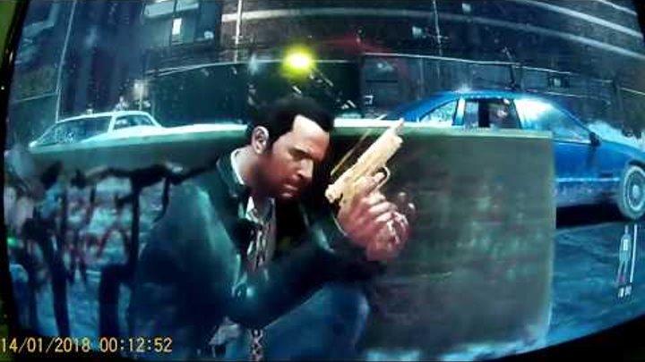 Как Сделать или Получить Бесконечные Патроны в игр Max Payne 3 на PS 3 1 серия