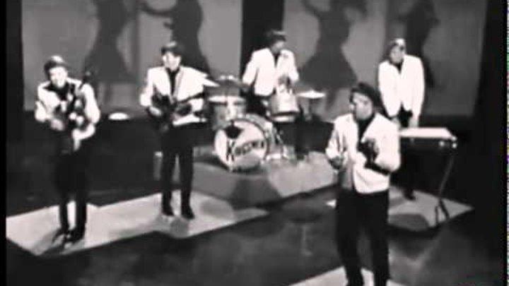 The Kingsmen - Louie, Louie (Shindig 1965)