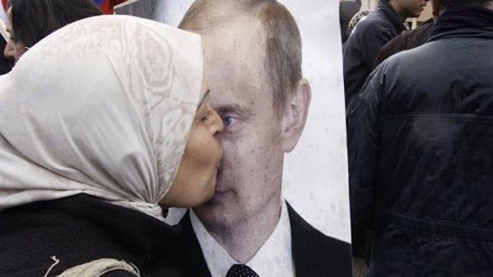 Syrer über Putin und Russland: Was westliche Medien nicht zeigen #syrien #russland #putin
