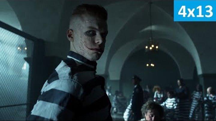 Готэм 4 сезон 13 серия - Русский Трейлер/Промо (Субтитры, 2018) Gotham 4x13 Ttailer/Promo