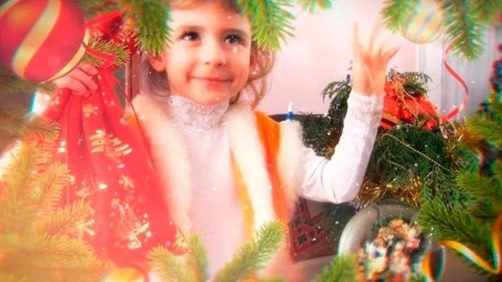 Новорічний ранок. Дитячий садочок. Тернопіль. NewYear 2017 HD