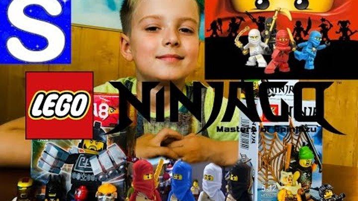 Лего Ниндзяго - Lego Ninjago 2016 - Видео Обзор на Русском Лего Ниндзяго - Рыцари Нексо Найтс