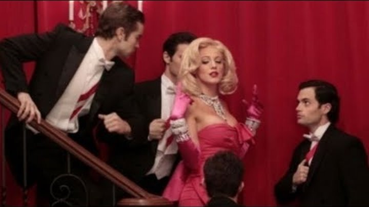Gossip Girl Sneak Peek — Blake Lively Channels Marilyn Monroe!