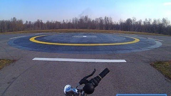 Утро Пасхального воскресенья - жму на педали)) Bike Gran Turismo серия 2