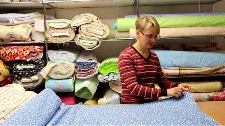 выбор ткани и подготовка к раскрою