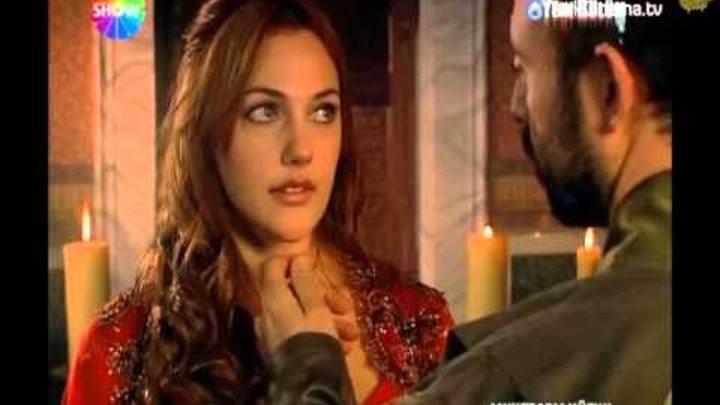 Великолепный век׃ Хюррем первый раз идет к Султану 2 серия