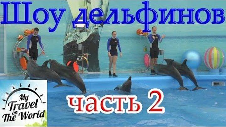 Шоу дельфинов (NEMO DOLPHINS BAY PHUKET) часть 2, серия 458